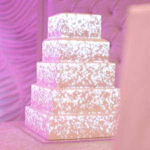 Product ID: 1178 quick cascade cake projection mapping animation video content